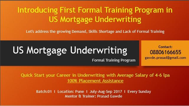 Underwriting Training